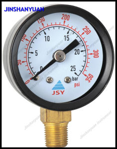 Gpg-001 Bottom Type General Pressure Gauge pictures & photos
