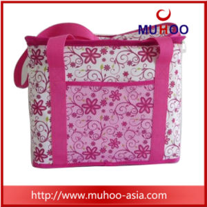 Travel Picnic Lunch Box Insulated Ice Cooler Bag for Can, Bottle, Wine pictures & photos