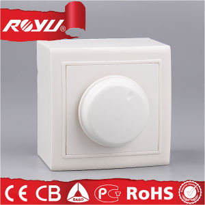 Cheap Price Power Dimmer Electrical Wall Switch for Home pictures & photos