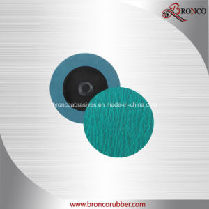 Quick Change Disc for Alloyed Steel
