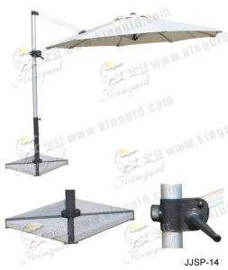 Outdoor Umbrella, Roma Pole Umbrella, Jjsp-14