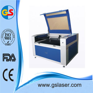 GS1490 150W Single Head Middle Power Metal and Non Metal Mixed Laser Cutting Machine pictures & photos