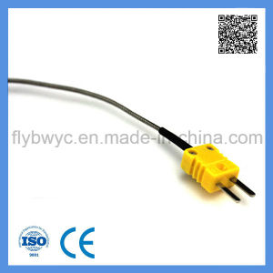 Exposed Probe Thermocouple Wire Temperature Sensor K pictures & photos