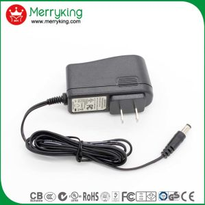 UL FCC DOE Level VI Approved 12V1a AC DC Adapter pictures & photos