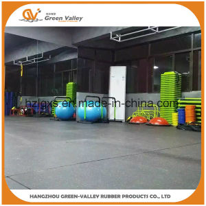 50X50cm Composite Rubber Floor Mat for Gym pictures & photos