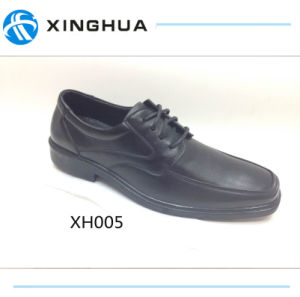 High Quality Genuine Leather Men Office Shoes pictures & photos