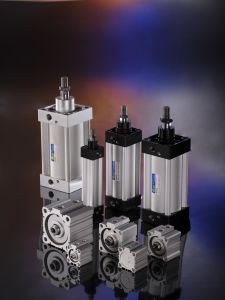 Festo Airtac SMC Model Pneumatic Cylinder Manufactures Made in Ningbo pictures & photos