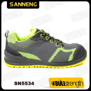 Light Comfortable Colourful Safety Shoes Sn5534 pictures & photos