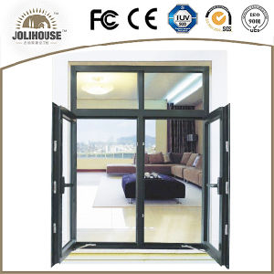 China Factory Cheap Aluminum Casement Windows pictures & photos