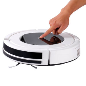 China Manufacturer Supply Hot Sales High Class Multi-Functional Robot Vacuum Cleaner