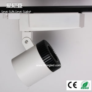 Best Price COB LED Lights China 30W LED Track Light pictures & photos