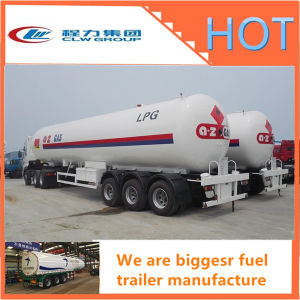 Hubei Chengli 50000liters Fuel Tank Semi Trailer on Sale pictures & photos