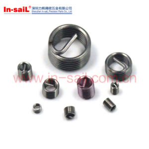 Wholesle Stainless Steel Heli-Coil Inserts Shenzhen Manufacturer pictures & photos