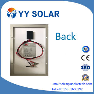 Hot Selling 10watt Mini Solar Panel for LED Lights pictures & photos