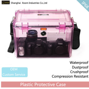 Clear Camera Storage Case Waterproof Safety Case