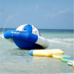 2017 Hot Inflatable Water Sports Saturn for Summer Playing