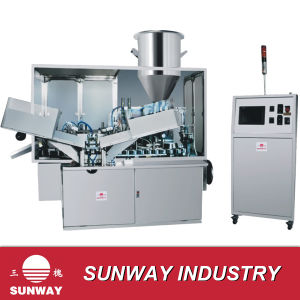 High Speed Tube Filling and Sealing Machine pictures & photos