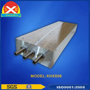 Aluminium Alloy Heat Sink Extrusions for Induction Heating Power Supply pictures & photos