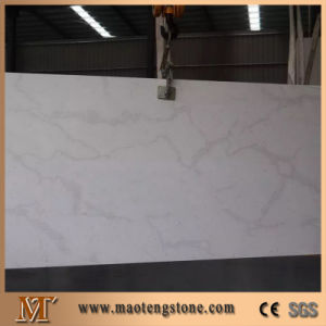 Artificial Calacatta White Quartz Countertop