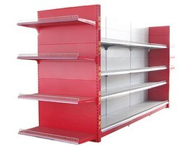 Steel Supermarket Shelf Display Racks Shelves Shelving Racking 1063