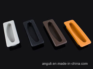 Good Quality Plastic Furniture Drawer Door Handle pictures & photos