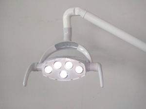 Medical Equipments 5 Holes Dental Oral Lamp with Ce Approved