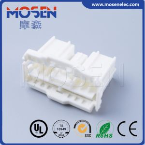 Ket 14pins Automotive Plastic Nylon Wire Harness Connector Housing, Mg368543-1, DJ7142y-2-21 pictures & photos