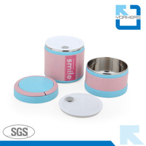 2017 New Design Stainless Steel Lunch Box Food Container pictures & photos