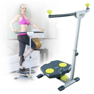 Green/Silver Twist & Shape ABS Trainer