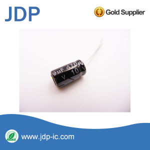 Electronic Capacitor 10V 470UF pictures & photos
