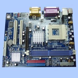 China Amd K7 Motherboard 741gx China Motherboard And Mainboard Price