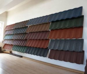 Stone-Coated Metal Roof for Sale (manufacturer)