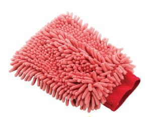 Car Cleaning Chenille Wash Mitt (AD-0119)