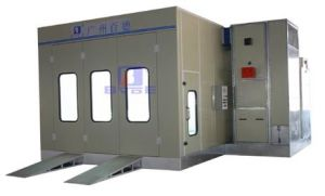 Auto Paint Spray Booth Bd740-7000 pictures & photos