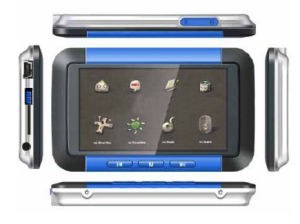 3.0inch TFT Screen MP5 Player (KM-M701)