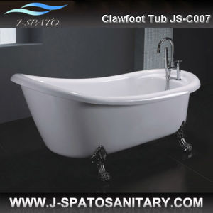 New Simple Freestanding ABS Jacuzzi Hot Tubs Bathtub, Jacuzzi Js-G007