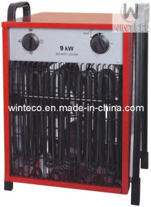 9kw Square Industrial Fan Heater pictures & photos