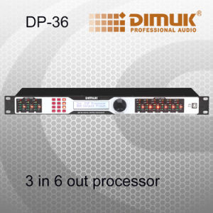 2 in 6 out Digital Processor (DP-36)