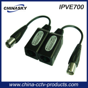 CCTV Rg59 Coax Cable 1 Channel Passive IP Camera Extender (IPVE700) pictures & photos