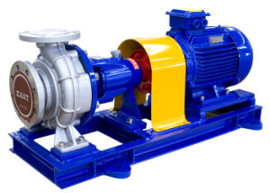 Open Semi-Open Impeller Chemical Process Pump with CE Certificate pictures & photos