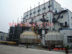 Coal Gas Station Includes Coal Gasifier and Purifying System