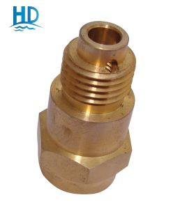 High Precision CNC Machining Brass Parts for Cars, Autos, BMX Bike, Dirt Bike, Electric Bike