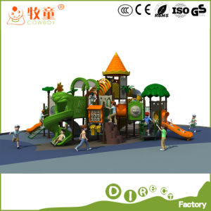 Factory Price Children′s Outside Metal Play Equipment pictures & photos