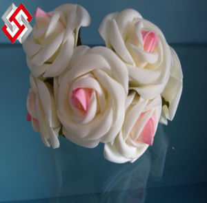 Artificial Romantic Foam Rose Home Decoration and Wedding Flower