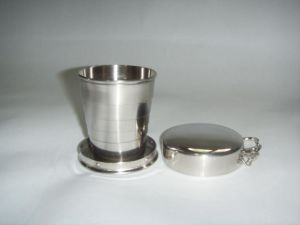 Stainless Steel Folding Cup (WS-J05)