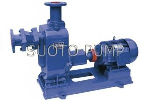 Non-Block Self-Priming Sewage Pump (ZW) pictures & photos