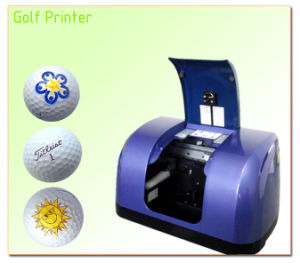 Art Golf Ball Printing Machine (SP-G06B2) with CE, FCC