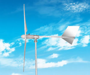 New 2kw Cast Aluminum Wind Turbine Generator (ZHW)