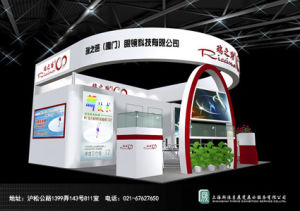Exhibition Booth Decoration : China professional exhibition booth designdecorationconstruction
