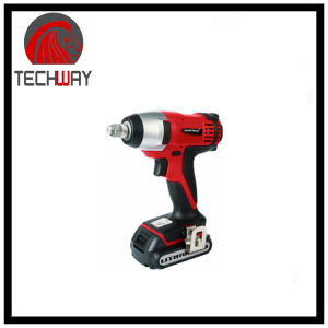 18V Cordless Wrench with Lithion Battery pictures & photos